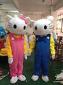 上海卡通人偶服装KT猫
